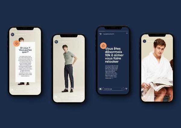 Le grand dressing avis : application mobile